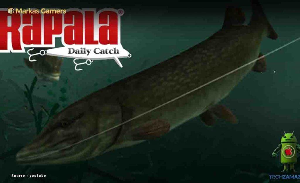 rapala fishing game mancing
