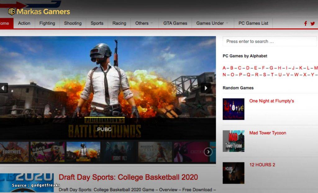 website game gratis pc