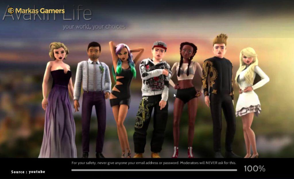game simulasi kehidupan android