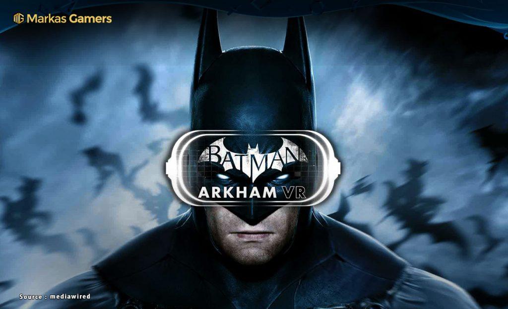 vr game batman