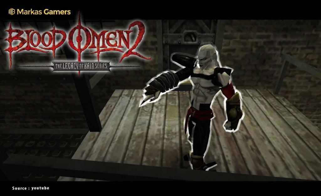blood omen square enix
