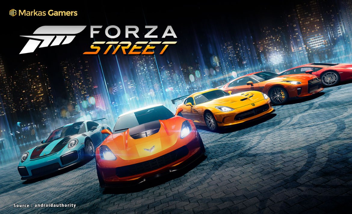 review forza street