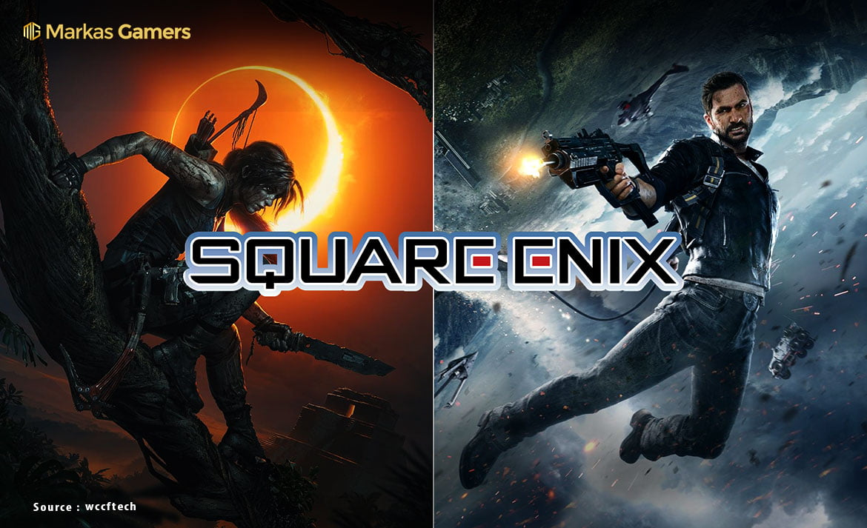 game square enix diskon