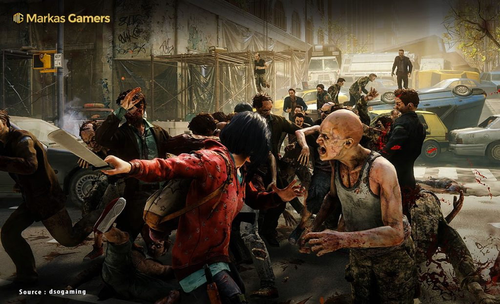 world war z epic games store