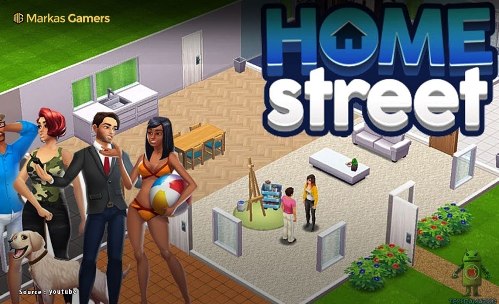game simulasi kehidupan