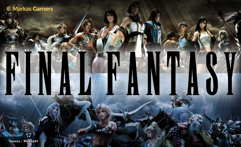 15 Karakter Antagonis Final Fantasy Terpopuler Markasgamers