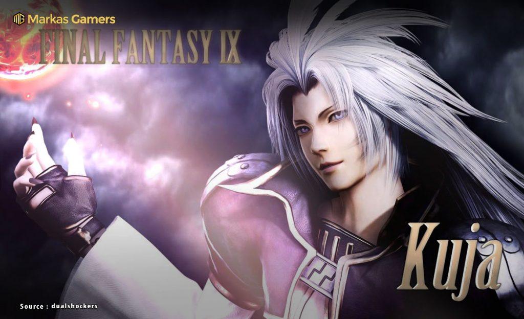 karakter jahat final fantasy