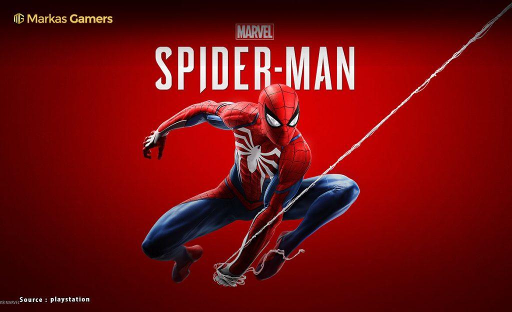 game spiderman marvel