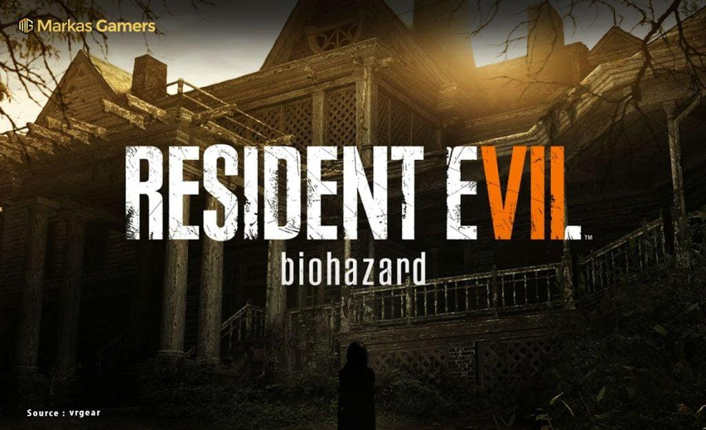game resident evil vr