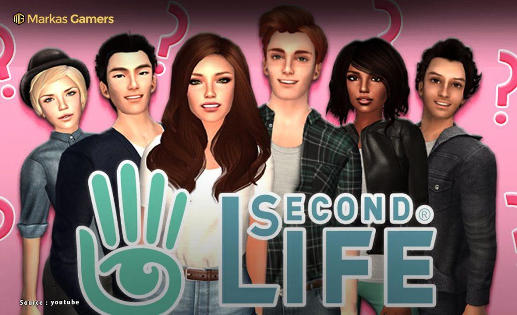 game simulasi kehidupan manusia