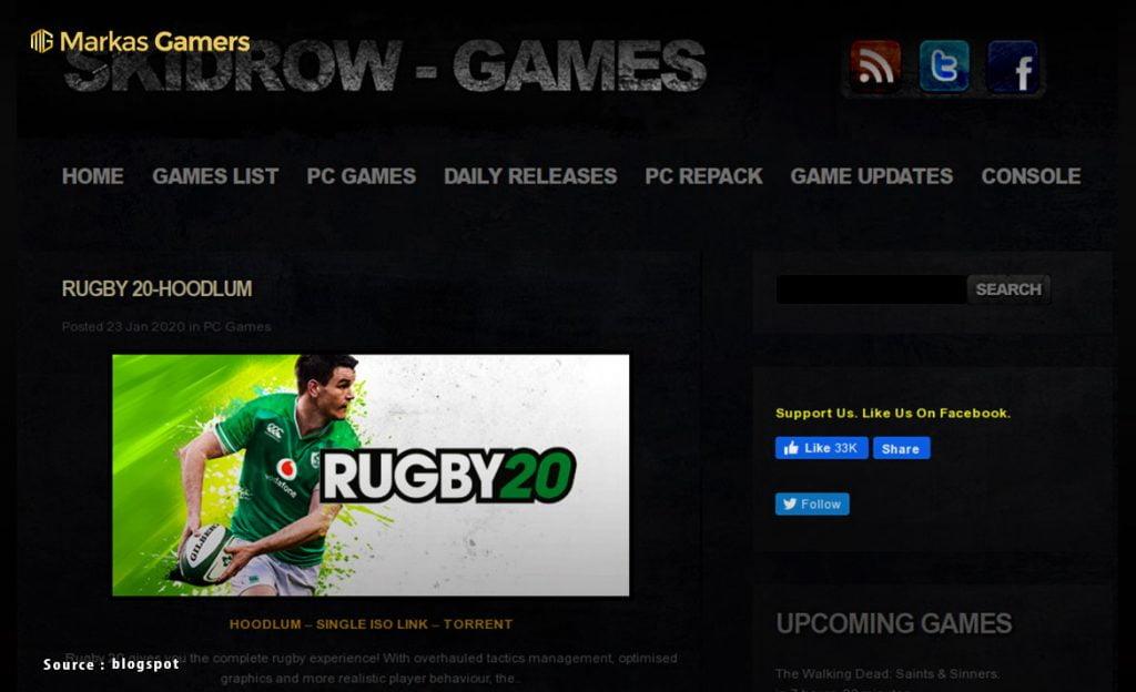 website game pc crack