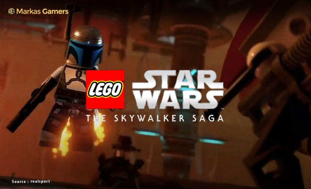 game starwars lego