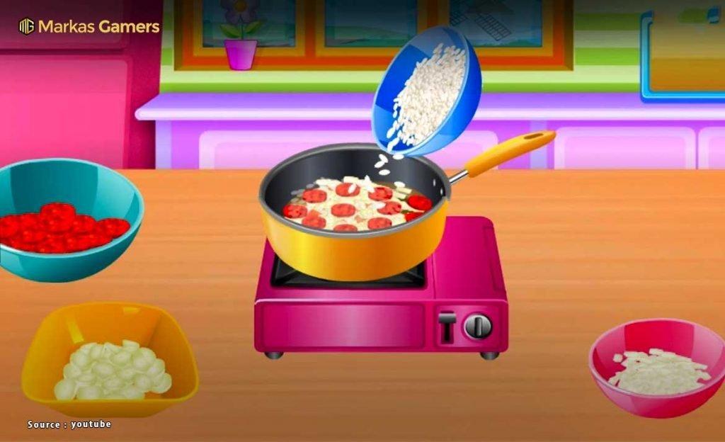 permainan memasak android