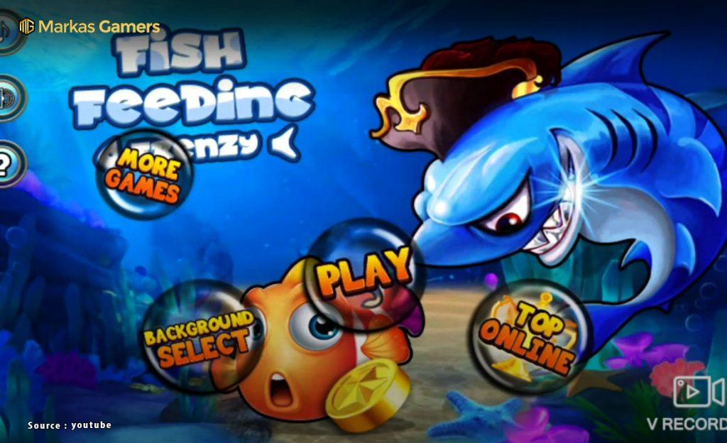 game ikan jadul