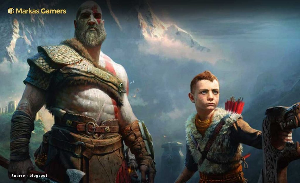game god of war 5