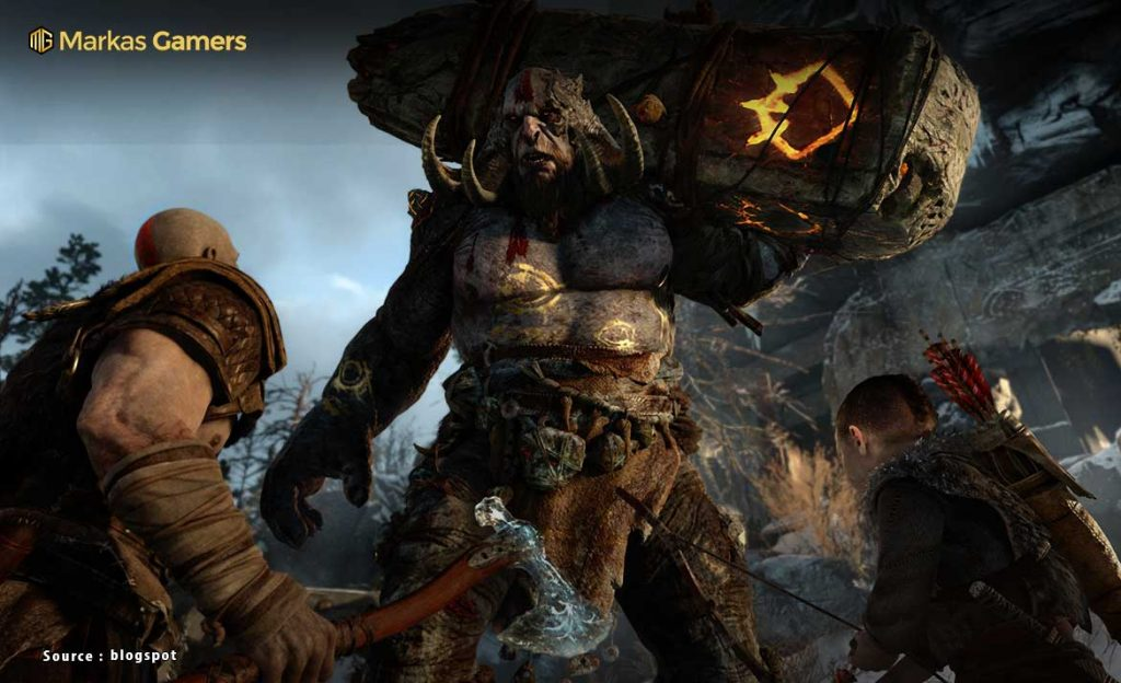 review god of war 5