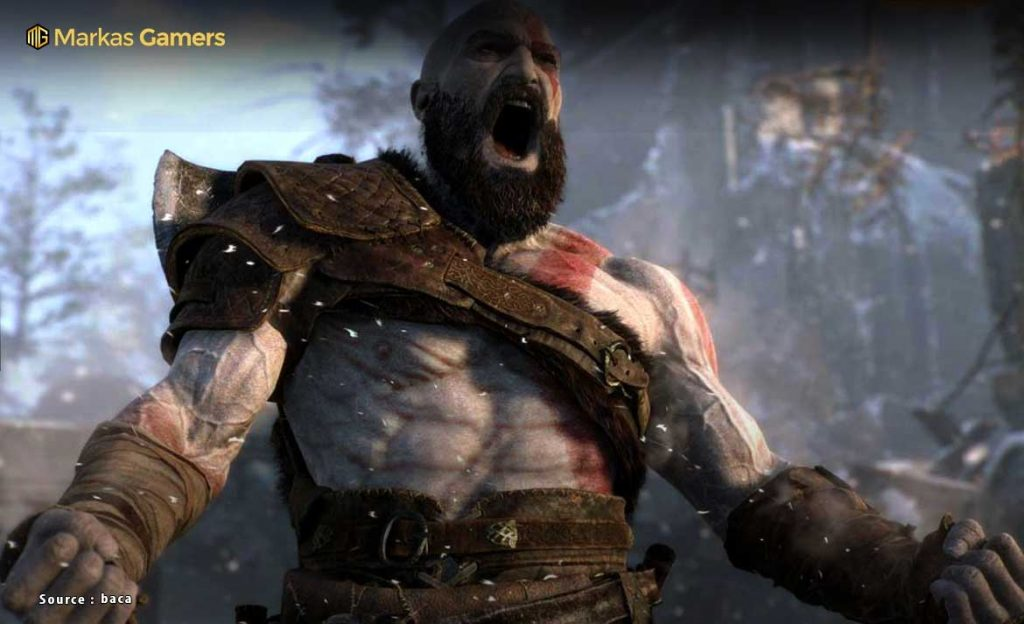 kratos god of war 5