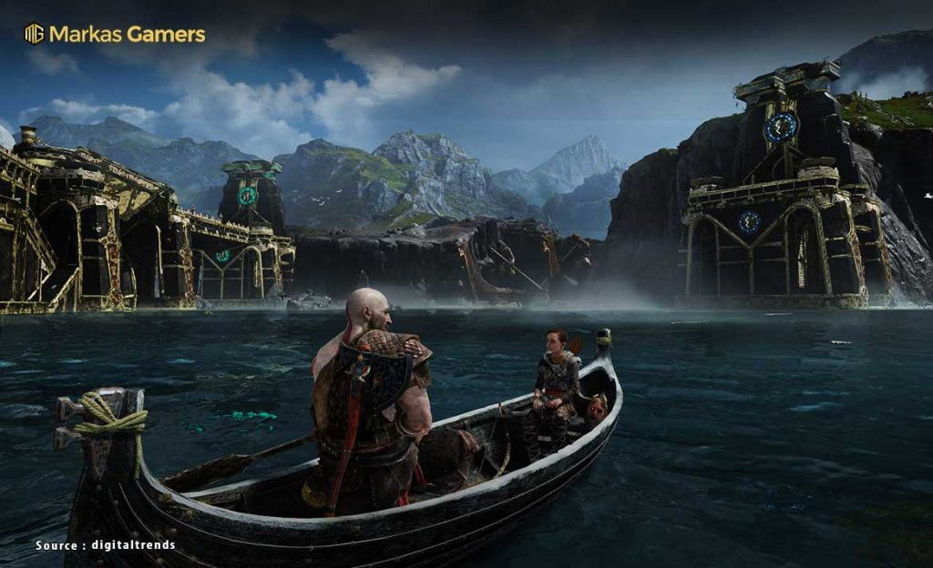 gameplay god of war
