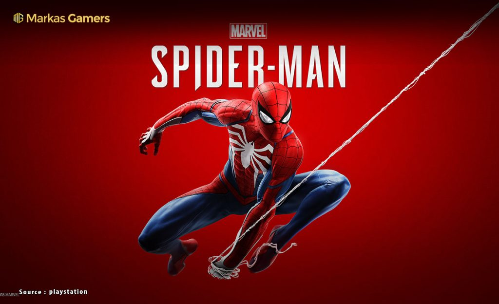 game spiderman open world