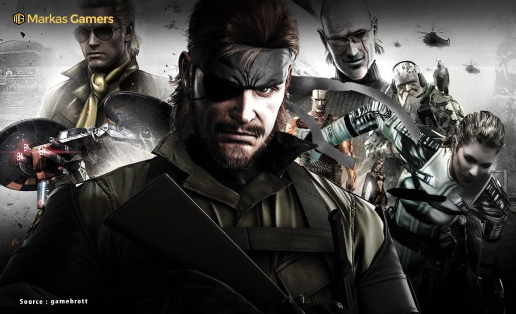 game metal gear