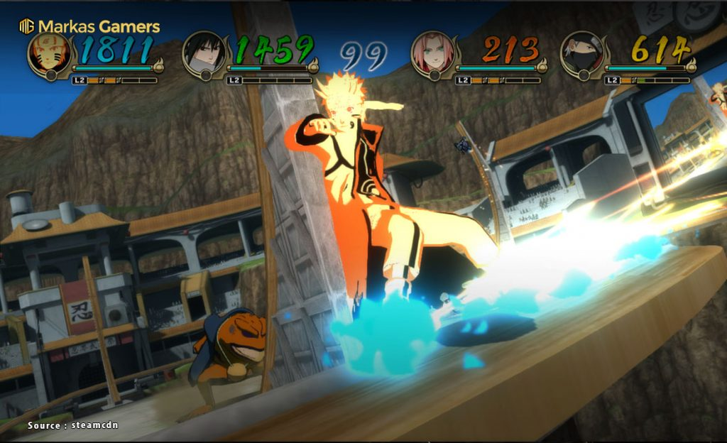 game ppsspp naruto shippuden