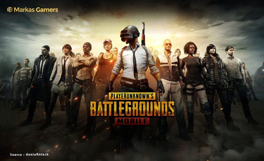 game battle royale mobile