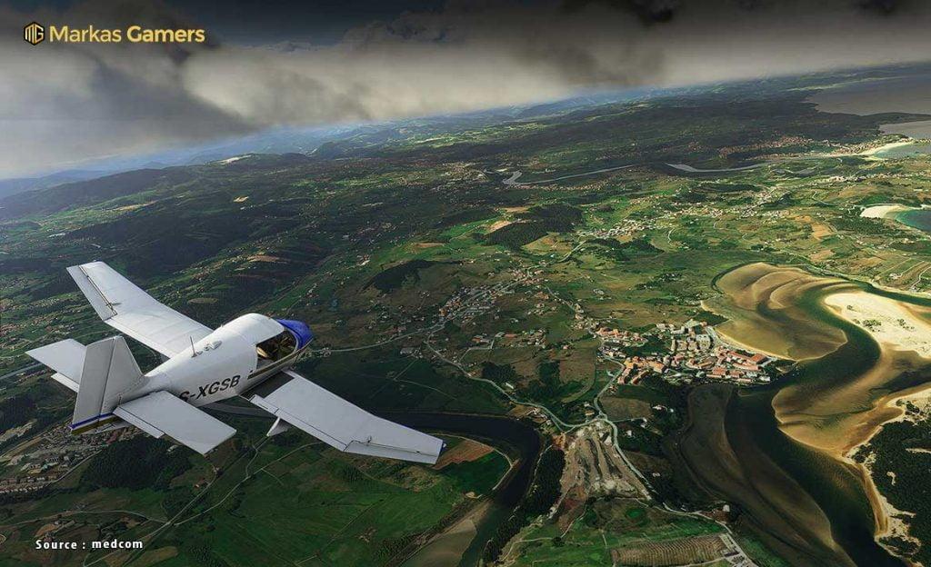 game simulasi pesawat