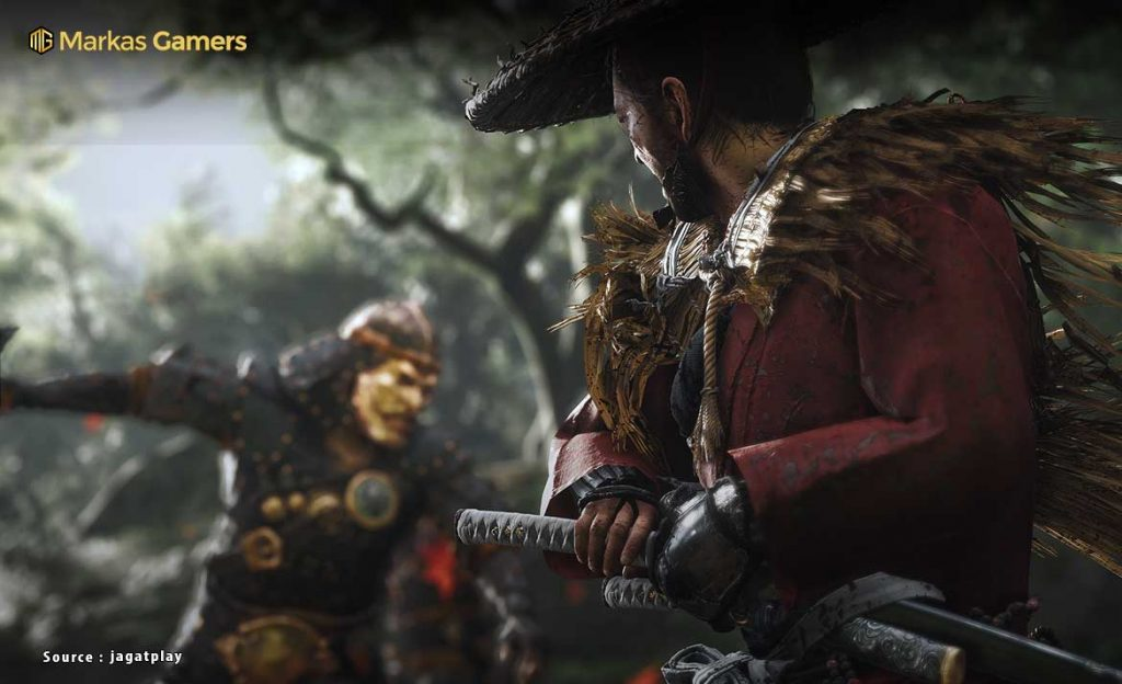 plot cerita ghost of tsushima