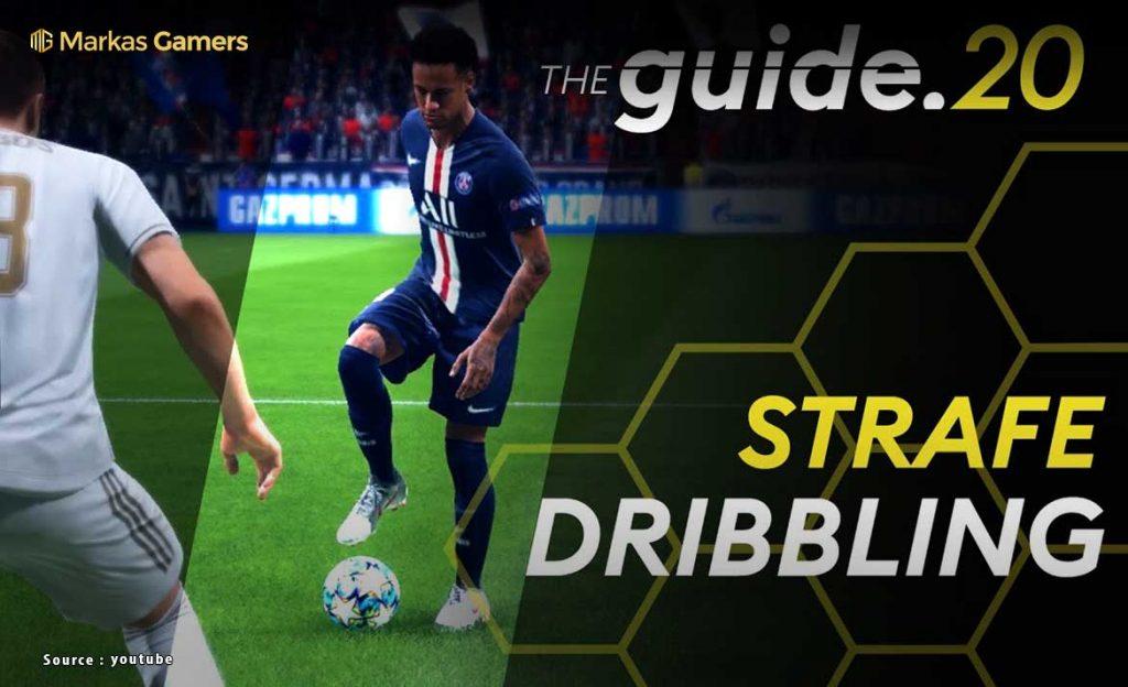 trik strafe dribbling fifa 20