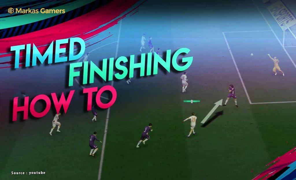 cara timed finishing fifa 20