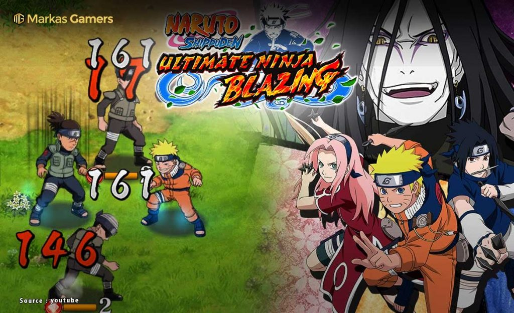 game naruto android