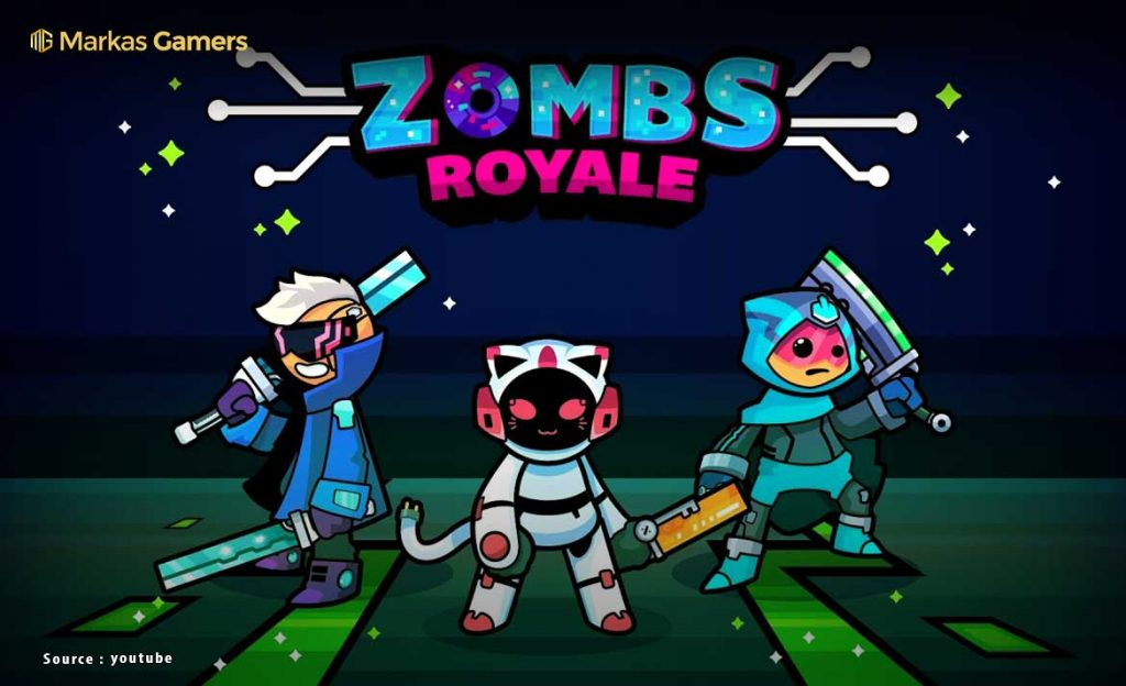 game battle royale horor