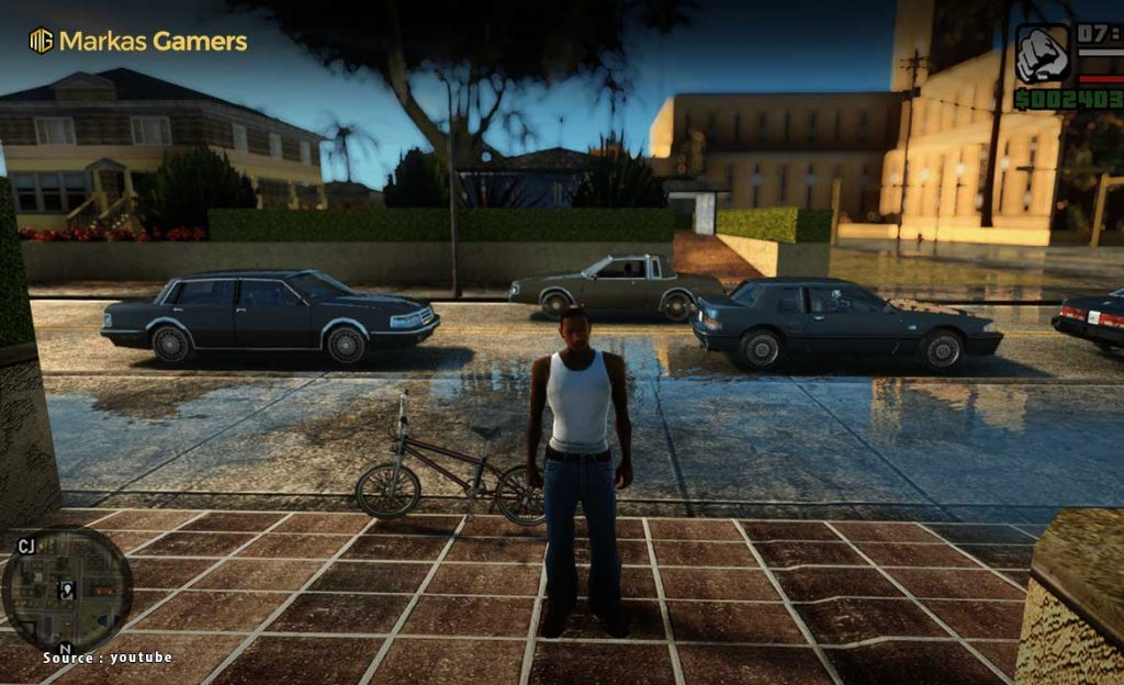 review gta san andreas pc