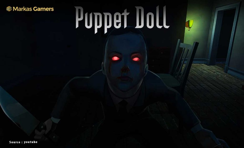 game hantu android