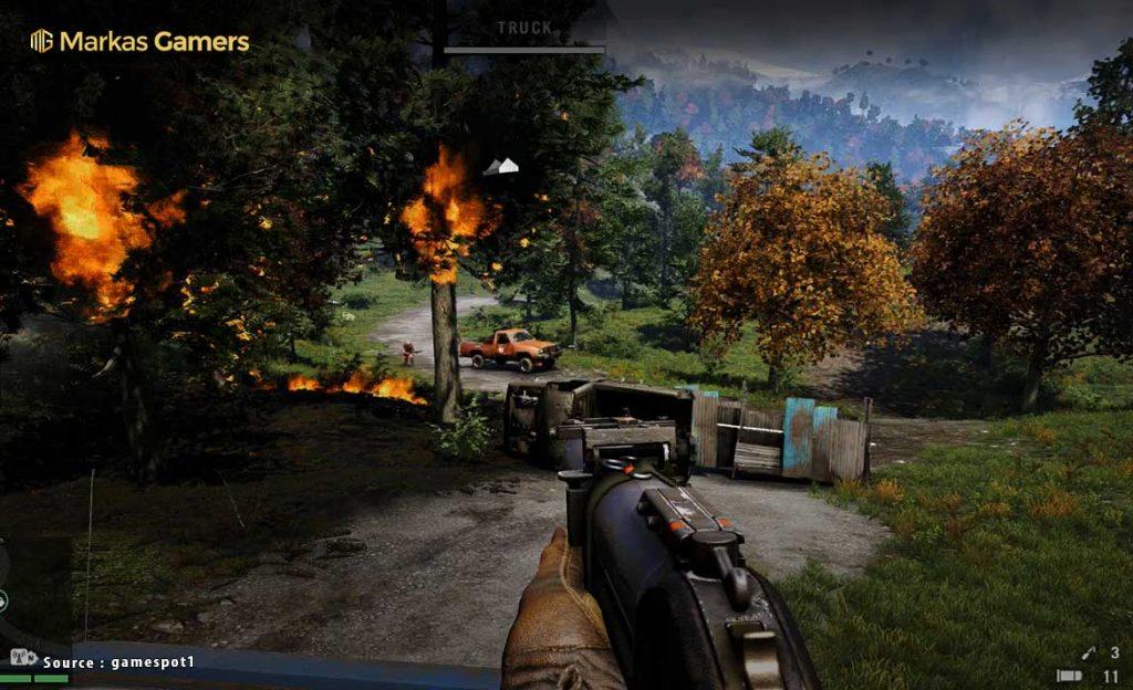 screenshot Far Cry 4