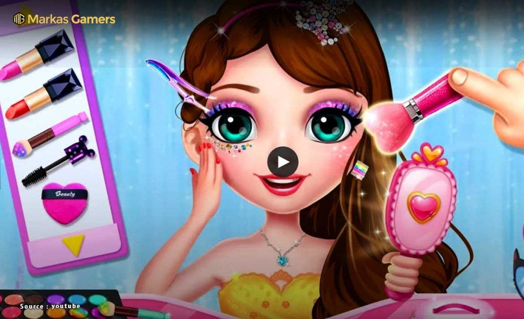 game make up salon