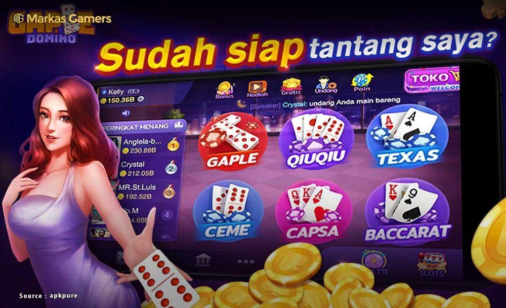 game gaple online