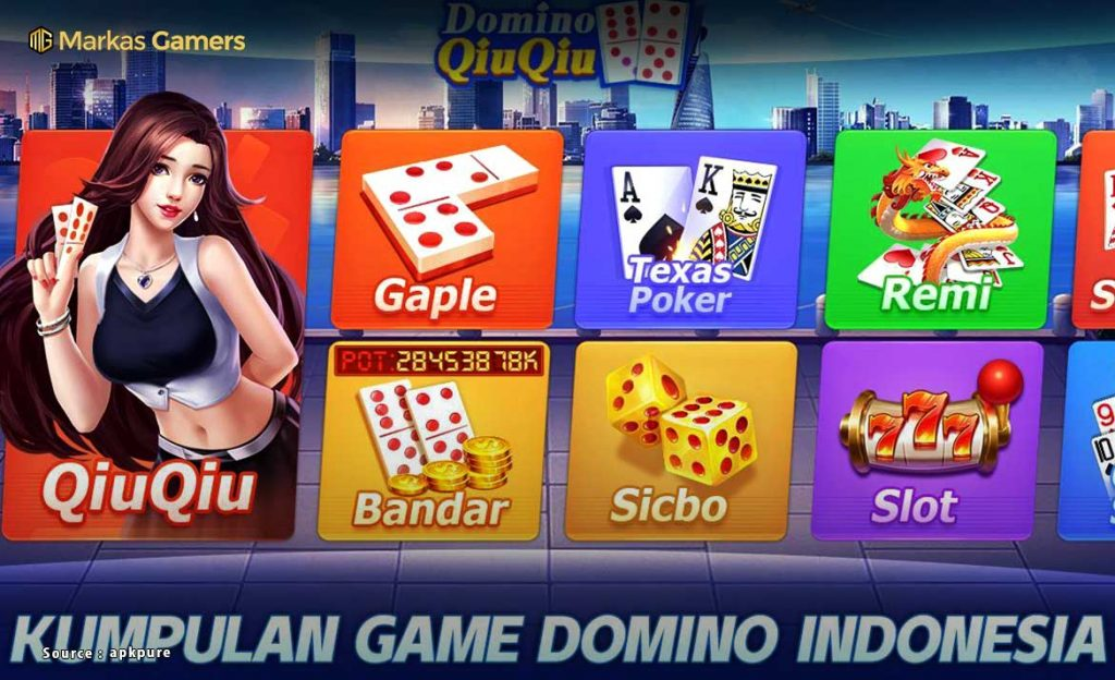 game domino qq online