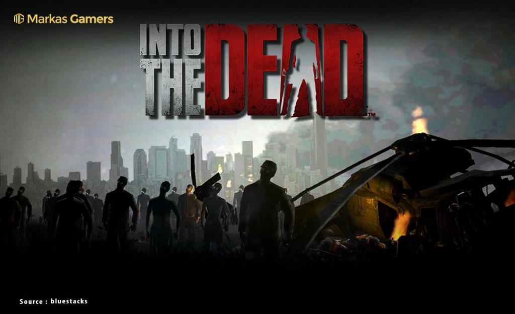 gambar game tembak zombie