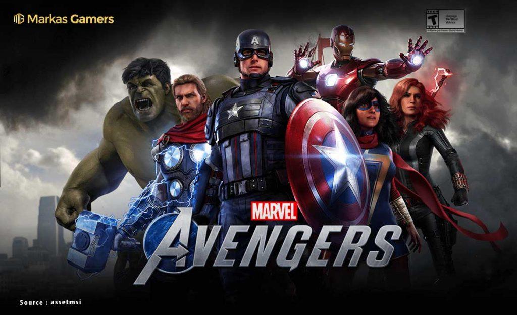 game avengers terbaru