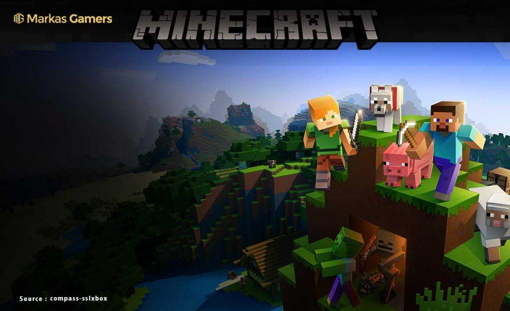 minecraft game pc