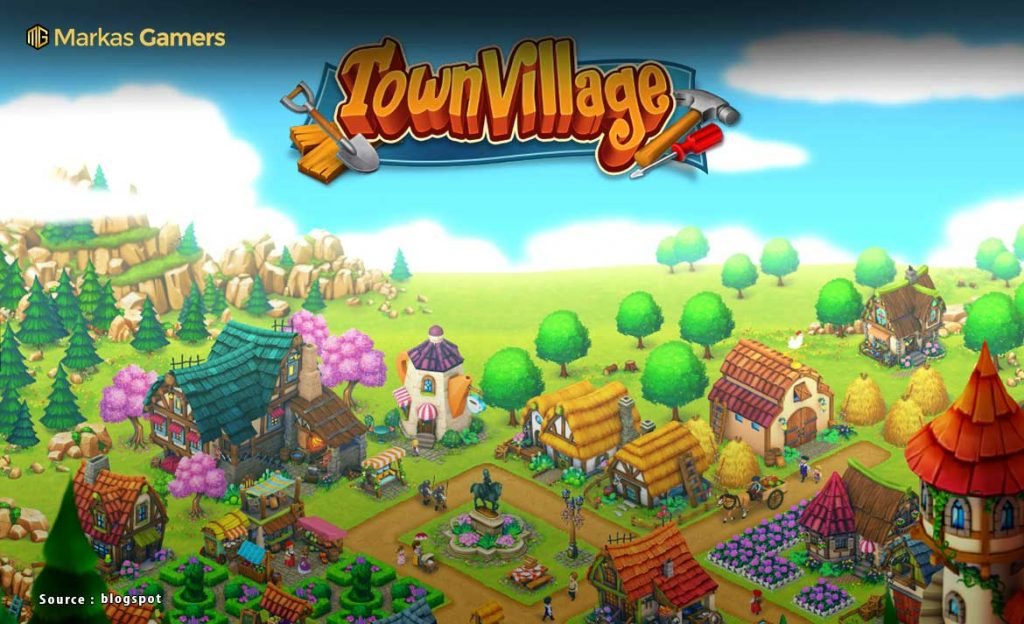 town village android
