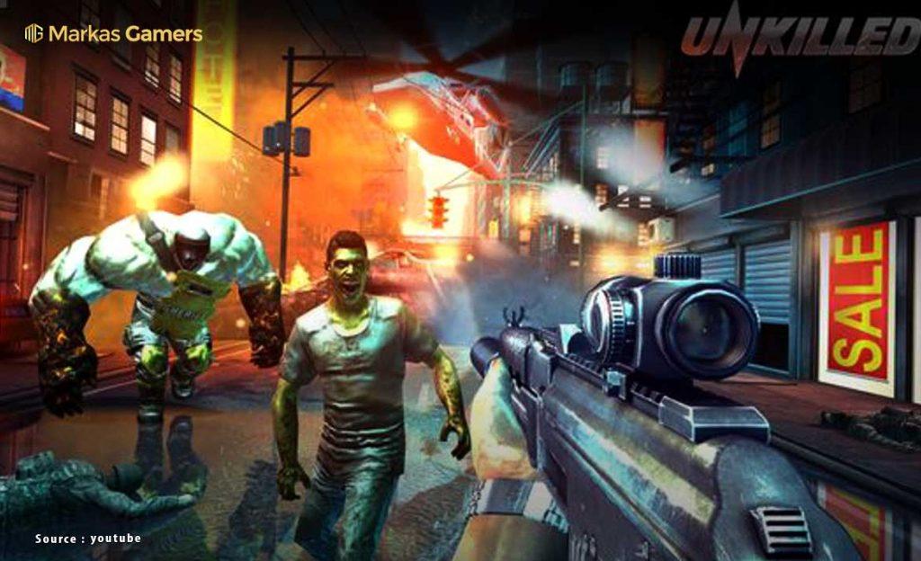 gambar game tembak tembakan