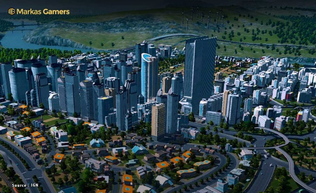 cities skyline pc