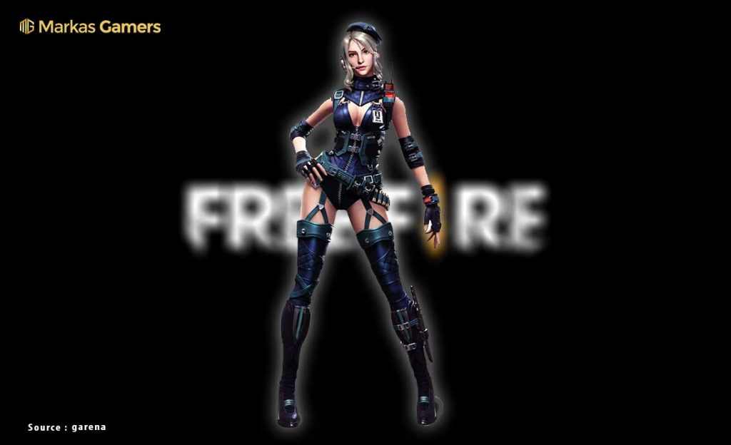 free fire laura