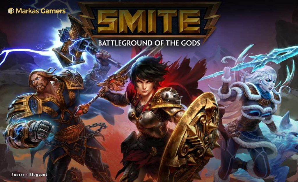 game smite