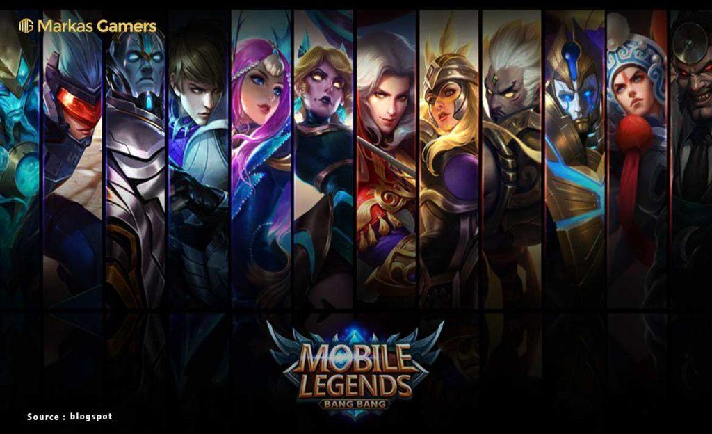 game MOBA android gratis