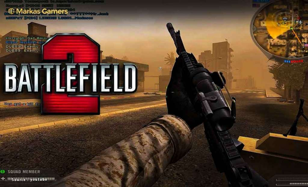 download battlefield 2 pc