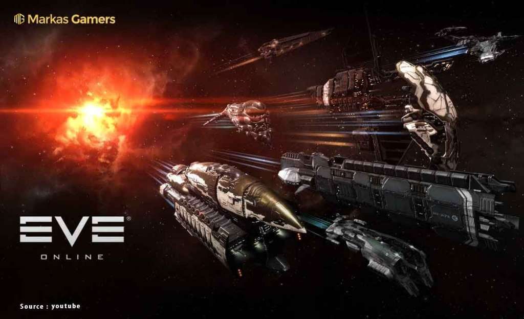 Game PC eve online gratis