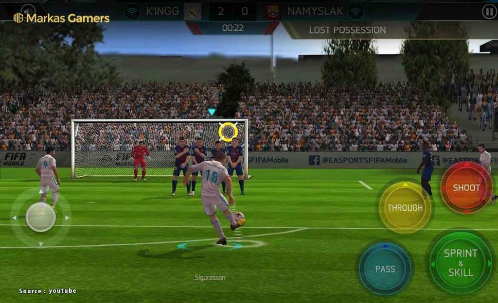 game FIFA 20 android